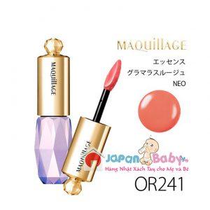 SON NƯỚC SHISEIDO MAQUI NEO OR241