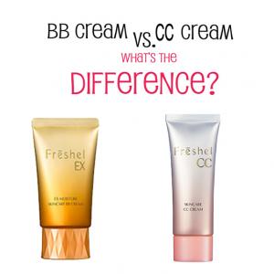 Kem BB và kem CC khác nhau như thế nào?