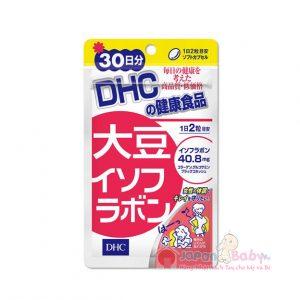 Viên uống tinh chất mầm đậu nành DHC