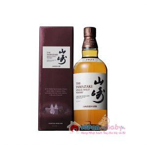 Rượu Whisky Yamazaki Single malt 700ml
