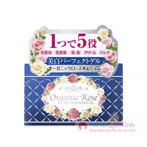 Kem dưỡng trắng Meishoku Organic Rose