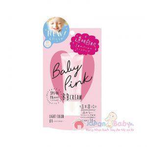 KEM NỀN BB BABY PINK MINERAL CREAM 2017