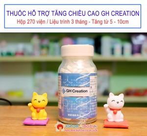 THUỐC HỖ TRỢ TĂNG CHIỀU CAO GH-CREATION NHẬT BẢN