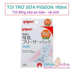 TÚI TRỮ SỮA PIGEON 160ml