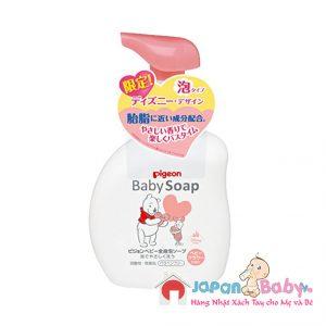 SỮA TẮM CHO TRẺ SƠ SINH BABY SOAP 500ml