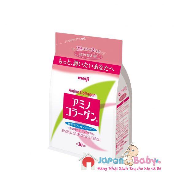 collagen meiji white