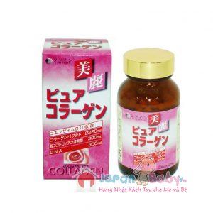 Viên uống Fine Pure Collagen Nội địa Nhật