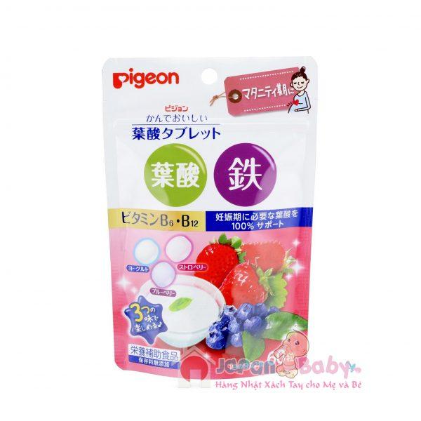 vitamin bau pigeon