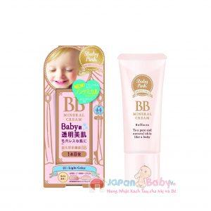 Kem Nền Baby Pink BB Mineral Cream
