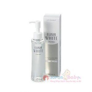 Dầu tẩy trang shiseido elixir white cleaning oil