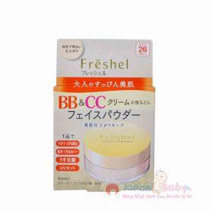 Phấn phủ Kanebo Freshel Beauty BB&CC