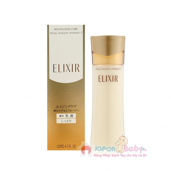 sua-duong-shiseido-elixir-130g