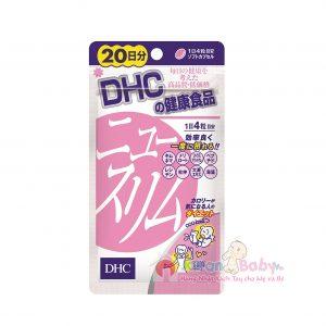 Viên uống giảm cân DHC New Slim Nhật Bản