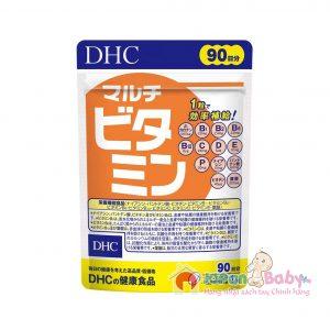 Viên uống DHC Vitamin Multi tổng hợp Nhật Bản
