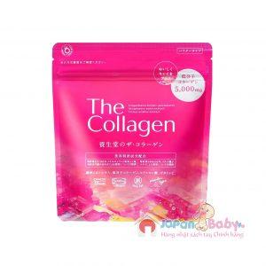 The Shiseido Collagen dạng bột mẫu mới